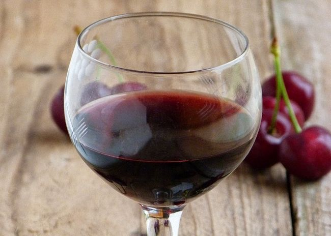 Рецепты вишневого вина в домашних условиях