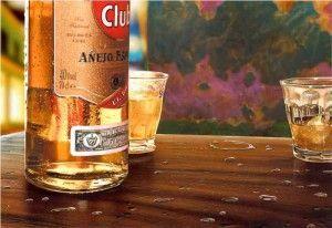 Fotografije - pije rum Havana Club, rumpro.ru