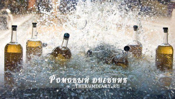 Ромовый дневник: блог о ремесле барменов