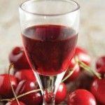 как сделать настойку вишни на водке или спирте