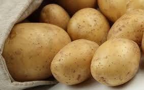 Картошка в мешке