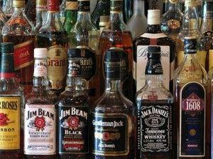 Самые популярные крепкие алкогольные напитки