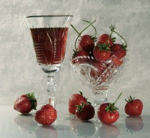 koktele sa crvenim vinom