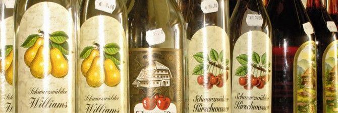 Шнапс – вся информация о классе спиртных напитков
