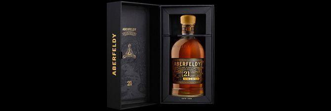 Шотландский виски «аберфелди»