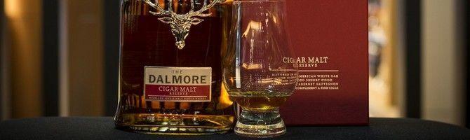 Шотландское виски далмор