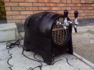 Cooler za suho vrsto piva