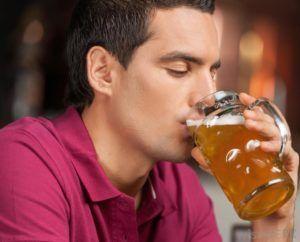 Сколько держится перегар от пива