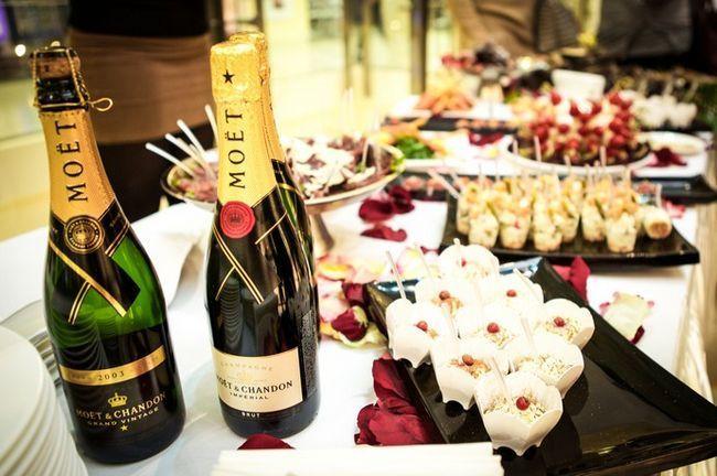 Сколько градусов в шампанском зависит от вида напитка