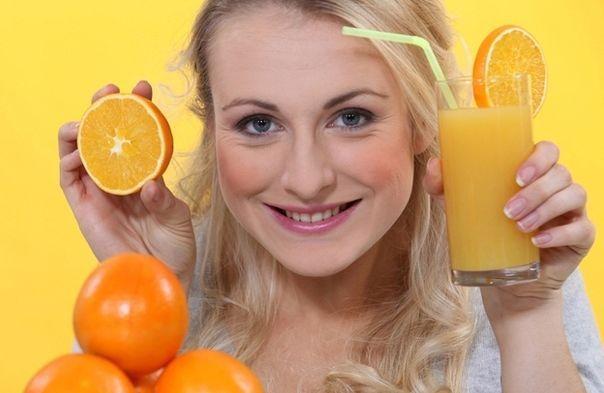 Сок из 4 спелых апельсинов: простой рецепт полезного напитка