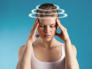 Головокружение - симптом похмелья