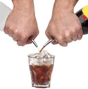 Способ приготовления коктейлей билд