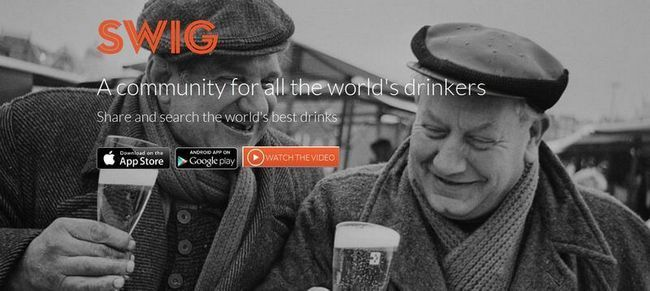 Swig – первая социальная сеть для алкоголиков