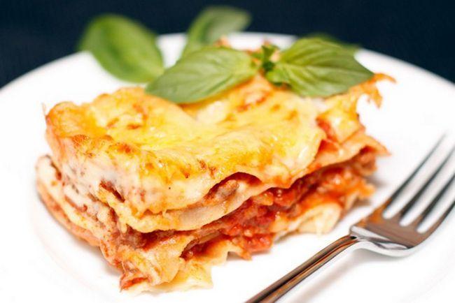 Сытная закуска: приготовление лазаньи в домашних условиях