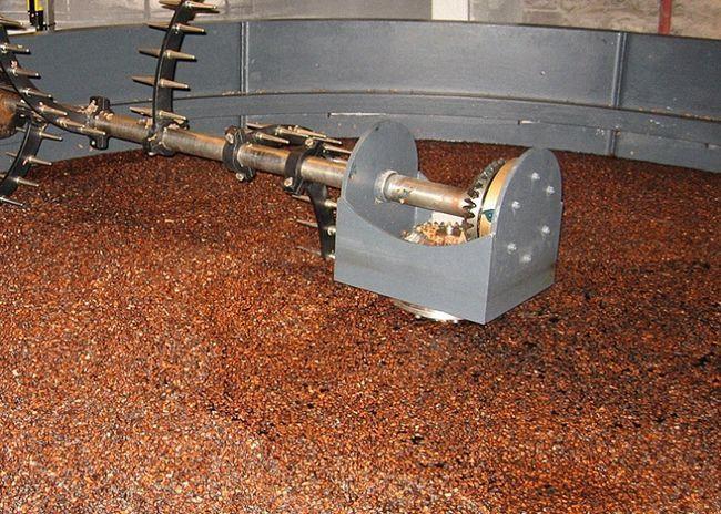 Измельчение зерна