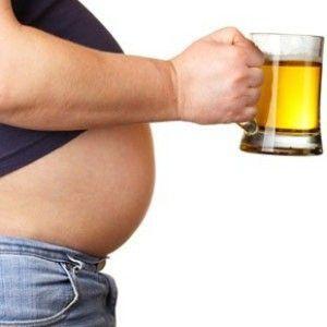 Толстеют ли от пива при регулярном употреблении?