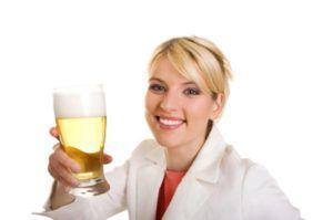 Ученые доказали, что пивной хмель способен снизить вред алкоголя на печень