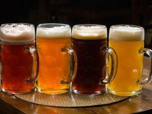 Виды алкогольных напитков по крепости