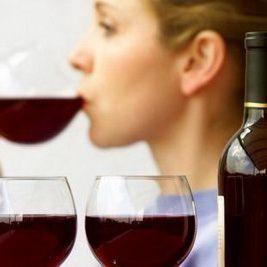 когда пить вино на дегустации