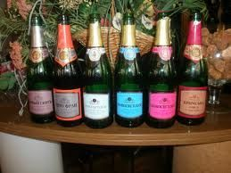 Виды шампанского
