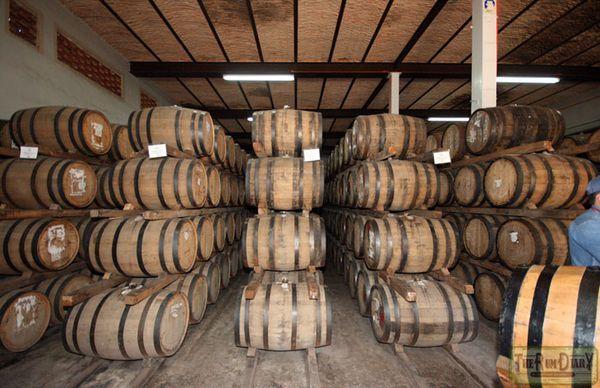 tequila izpostavljenost v sodih