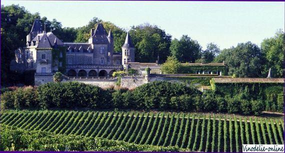 Вино Бордо
