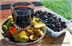 Вино из чернослива
