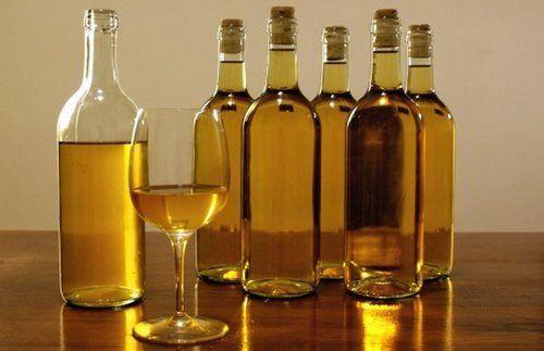 готовое яблочное вино