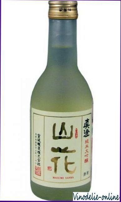 Вино из риса