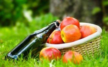 Вино яблочное – рецепт молодильного напитка
