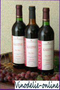 Вино «каберне»