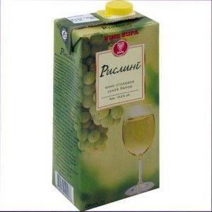 Вино «рислинг»