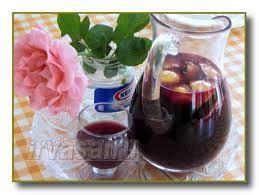 Вино сангрия