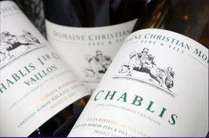 Вино «шабли»