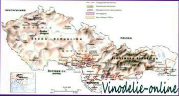 Виноделие в Чехии