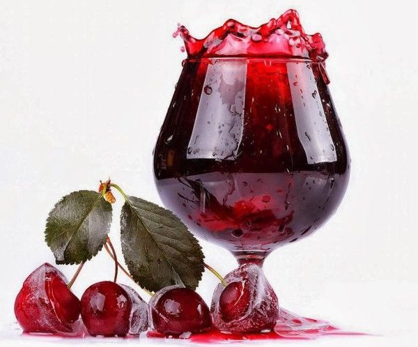 Вишневый сок: домашние рецепты, польза и вред сладкого лекаря