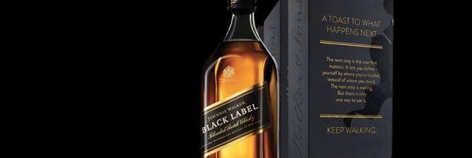 Виски «black label» – купаж, который собирали по всей шотландии