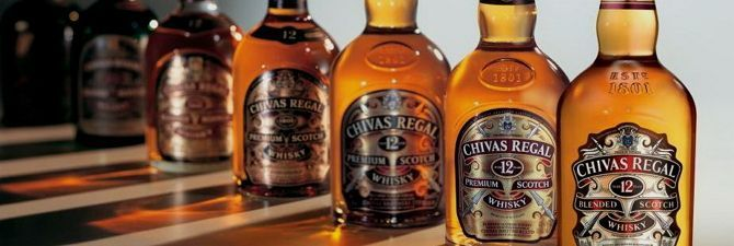 Виски «chivas regal 12»