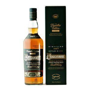 Виски cragganmore