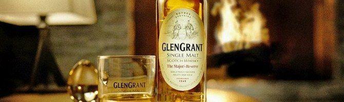 Виски glen grant