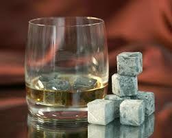Виски со льдом? Нет. Камни для виски!