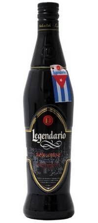 Кубинский ром Legendario
