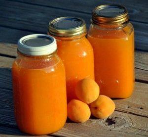Вкусный и полезный абрикосовый сок