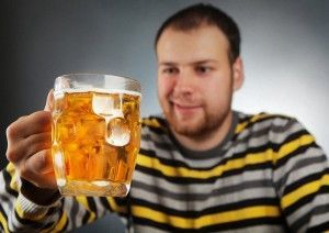 Влияние пива на появление и протекание мочекаменной болезни