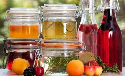 Водка на ягодах: рецепты изготовления