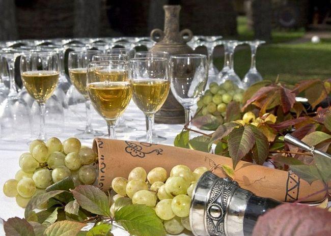 Водка на винограде: рецепт чачи