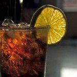 Водка с колой – убойное сочетание американского и русского напитков