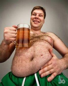Вред употребления пива для мужчин