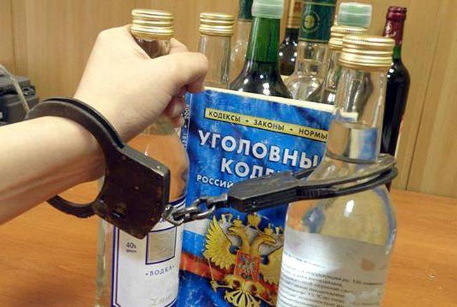 Закон о запрете продажи алкоголя несовершеннолетним