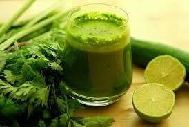 Zelené smoothies recepty